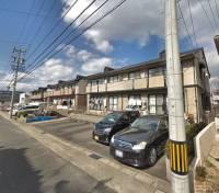 愛知県名古屋市緑区横吹町の賃貸アパートの外観