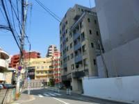 福岡県福岡市中央区平尾4丁目の賃貸マンションの外観