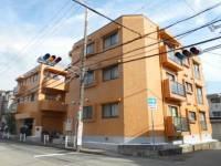 兵庫県西宮市西田町の賃貸マンションの外観