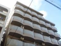 ツェルマット長居[3階]の外観