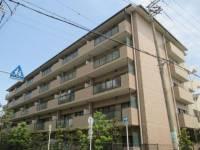 大阪府大阪市住吉区苅田9丁目の賃貸マンションの外観