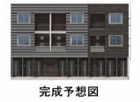 愛知県名古屋市中川区元中野町1丁目の賃貸アパートの外観