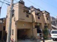 長島コーポ[1階]の外観