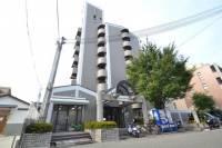 兵庫県尼崎市南武庫之荘7丁目の賃貸マンションの外観
