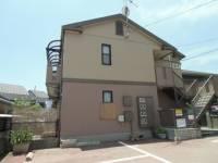 兵庫県西宮市上ケ原七番町の賃貸アパートの外観