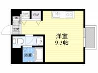 Refuge Haruru Tower[4階]の間取り