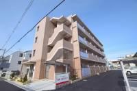 大阪府羽曳野市はびきの2丁目の賃貸マンションの外観