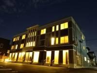福岡県福岡市博多区板付4丁目の賃貸アパートの外観