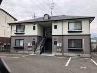 ロイヤル田坂B[105号室]の外観