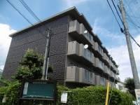 滋賀県大津市一里山5丁目の賃貸マンションの外観