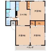 レトアKei[102号室]の間取り