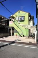 中村グリーンハウス[203号室]の外観