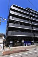 ラッセルスクエア松山市駅 A棟[503号室]の外観