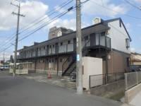 三重県四日市市赤堀3丁目の賃貸アパートの外観