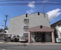 京都府京都市西京区桂朝日町の賃貸マンションの外観