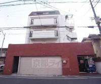 京都府京都市山科区四ノ宮垣ノ内町の賃貸マンションの外観