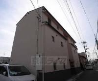 京都府京都市伏見区東堺町の賃貸マンションの外観