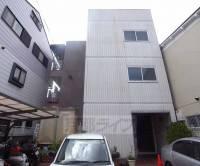 京都府京都市右京区西院三蔵町の賃貸マンションの外観