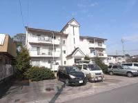 京都府京都市西京区大原野灰方町の賃貸マンションの外観