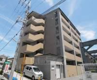 京都府京都市下京区西七条東石ケ坪町の賃貸マンションの外観