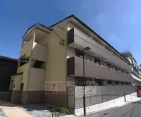 京都府京都市下京区南夷町の賃貸マンションの外観