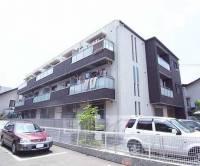 京都府京都市山科区西野今屋敷町の賃貸マンションの外観