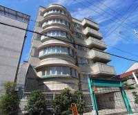 京都府京都市南区東九条西河辺町の賃貸マンションの外観