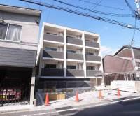 京都府京都市伏見区加賀屋町の賃貸マンションの外観