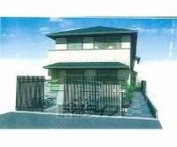 京都府京都市中京区猪熊通三条下る三条猪熊町の賃貸マンションの外観