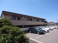 ボン・セジュール歌敷B棟[1階]の外観
