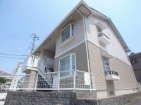 兵庫県明石市大蔵谷奥の賃貸アパートの外観