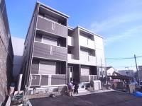 兵庫県神戸市中央区上筒井通6丁目の賃貸アパートの外観