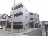 ラ・ヴィスタ東須磨[303号室]の外観