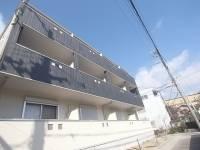 兵庫県神戸市長田区大谷町1丁目の賃貸アパートの外観