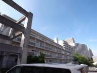 シティ南落合[4階]の外観