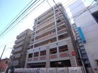 兵庫県神戸市東灘区青木6丁目の賃貸マンションの外観