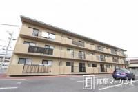 愛知県豊田市花園町観音山の賃貸マンションの外観
