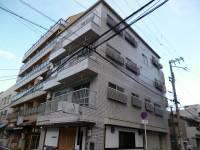 野江ビル[4階]の外観