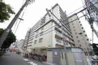 日商岩井京橋ハイツ[3階]の外観