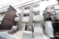 大阪府大阪市城東区蒲生1丁目の賃貸アパートの外観