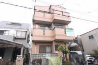 兵庫県尼崎市立花町2丁目の賃貸アパートの外観