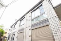 神奈川県平塚市幸町の賃貸アパートの外観