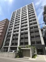 プラウドフラット新大阪[14階]の外観