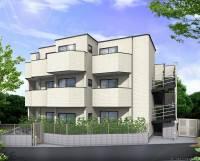 (仮)新百合ヶ丘デザイナーズアパート[204号室]の外観