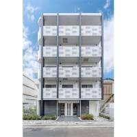 PREMIUM CUBE 武蔵新田[4階]の外観