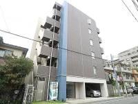 東京都大田区西六郷1丁目の賃貸マンションの外観
