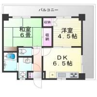 グランメゾン神戸[3階]の間取り