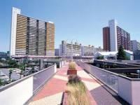 兵庫県西宮市高須町1丁目の賃貸マンションの外観