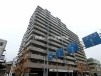 兵庫県神戸市中央区雲井通2丁目の賃貸マンションの外観
