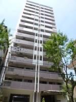 大阪府大阪市中央区島町2丁目の賃貸マンションの外観